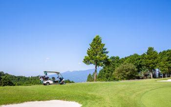 ゴルフカートの運転方法と注意点