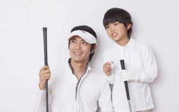 左利き(レフティ)の子供(ジュニア)がゴルフを始める際に気をつけたいこと
