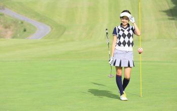ゴルフ初心者女性の初ラウンドのスコアはどのぐらい?