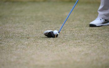 ゴルフのアドレス時の適切なボールとの距離・位置とは?