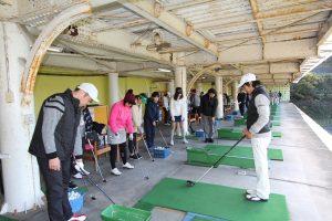 ゴルフ場体験ツアー6