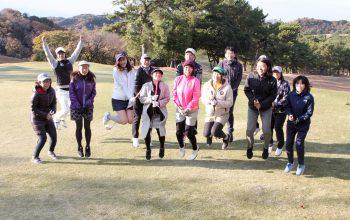 ゴルフ場体験ツアーを開催しました!