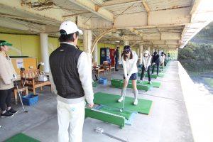 ゴルフ場体験ツアー7