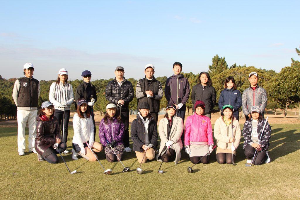 ゴルフ場体験ツアー1