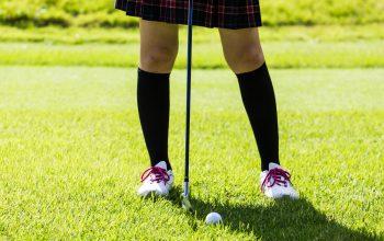 冬のゴルフの服装(女性)はどうしたらいい?