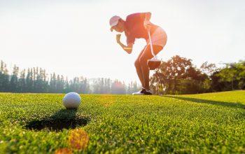 家でゴルフパットの練習をしたい方必見、1パットで決める練習法