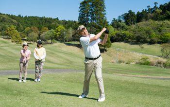 ゴルフコンペに初参加するときの心構え