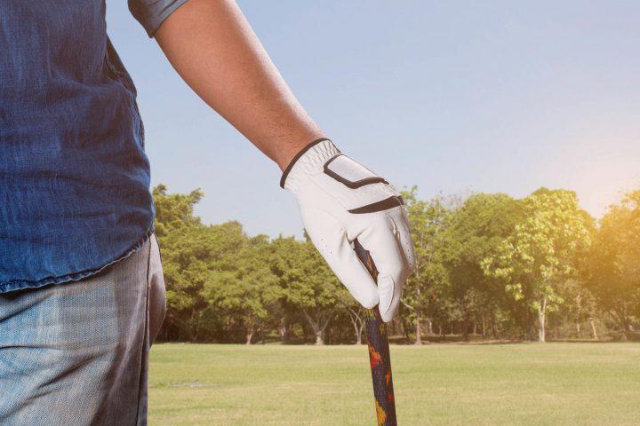 春のゴルフファッション
