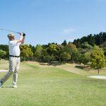 ゴルフは遠心力で飛ばす?力がなくても大丈夫!遠心力を鍛える練習方法