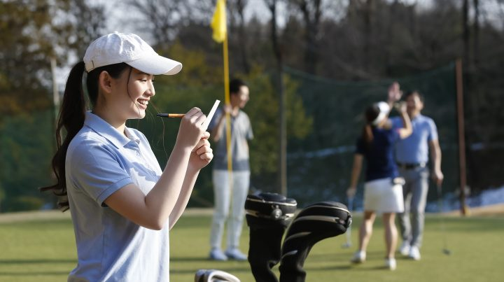 レディースゴルフを楽しむなら
