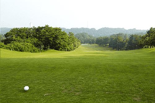 ゴルフ場写真