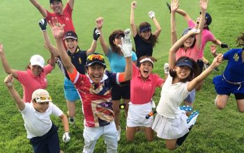 ゴルフって楽しい!