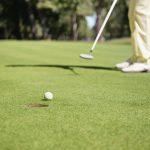 ゴルフで100切りするためのパット数とは