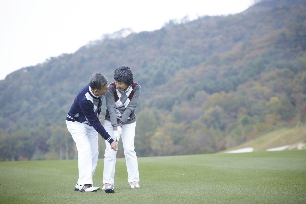 運動音痴でもゴルフは出来る!? 3