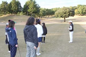 ゴルフ場体験ツアー10