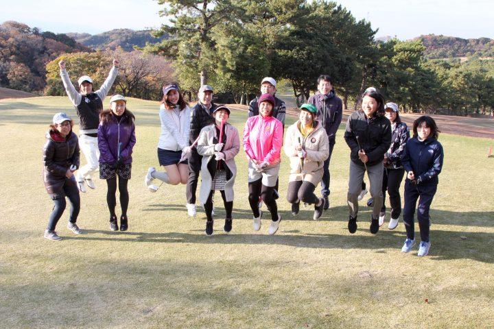ゴルフ場体験ツアー