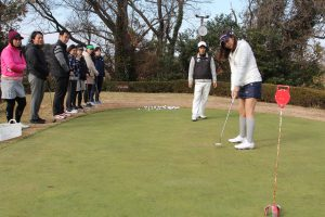 ゴルフ場体験ツアー5