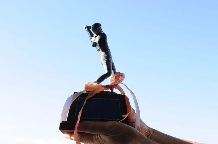 コンペのユニークな賞