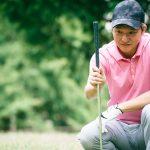 ゴルフ パッティング(パット)の効果的な打ち方・構え方